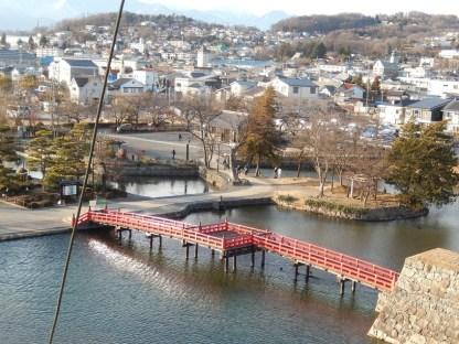 Dan jembatan merah