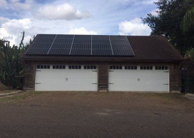 17.28 kW Solar Panel Installation in Harlingen, Texas