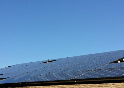 10.40 kW Solar Panel Installation in Laguna Vista, Texas