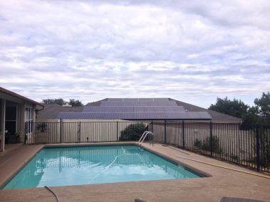 Lakeway Texas Home Solar Panel Install-3