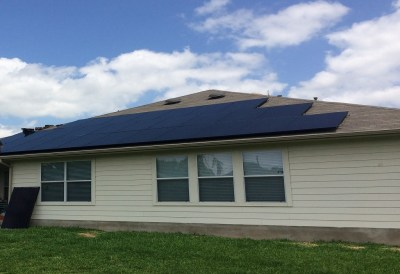 Pflugerville TX Solar Panel Installation by Alba Energy2