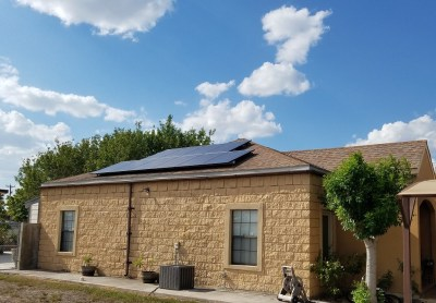Pharr Texas Solar Panel Installation-1