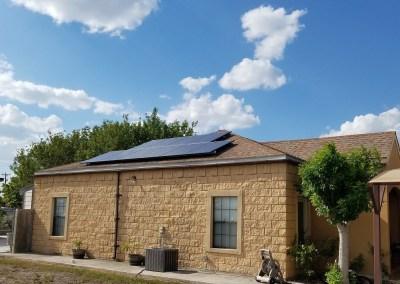 10 kW Solar Panel Installation In Pharr, Texas