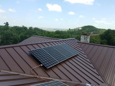 San Antonio Texas Home Solar Panel Installation-3