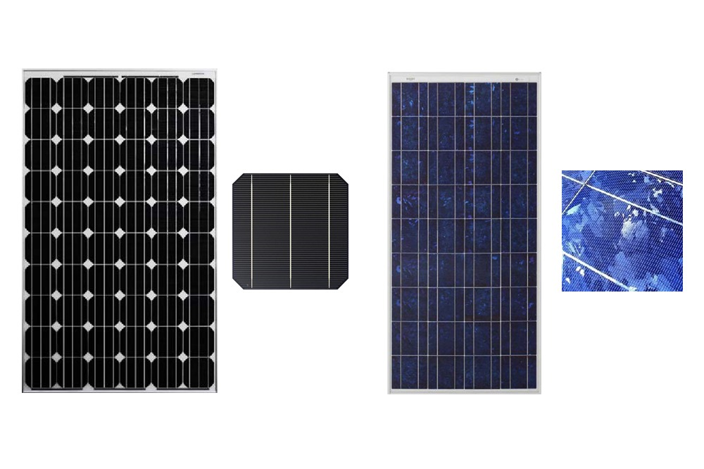 Colors Of Solar Panels What Are The Differences Alba