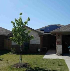 Dallas Texas Home Solar Panel Installation-2