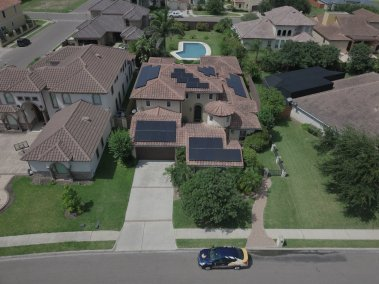 Mission Texas Home Solar Power System-3