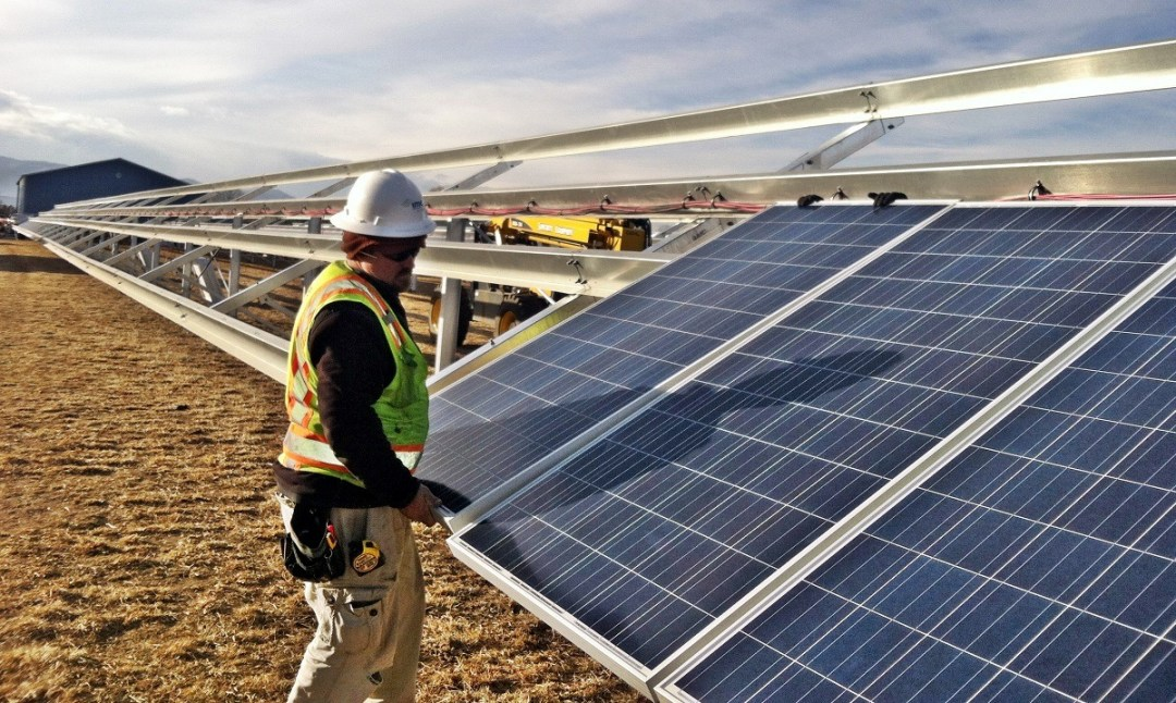 Solar Farms Are Popping Up All Across Texas Alba Energy