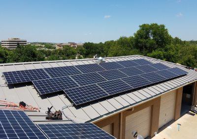 13 kW Home Solar Panel Installation In Benbrook, Texas