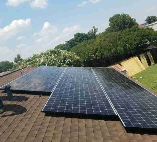 Mesquite Texas Home Solar Panel Install-1