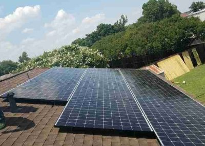 6 kW Solar Panel Install in Mesquite, Texas