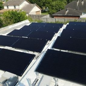 Weslaco Texas Home Solar Panel Install-3