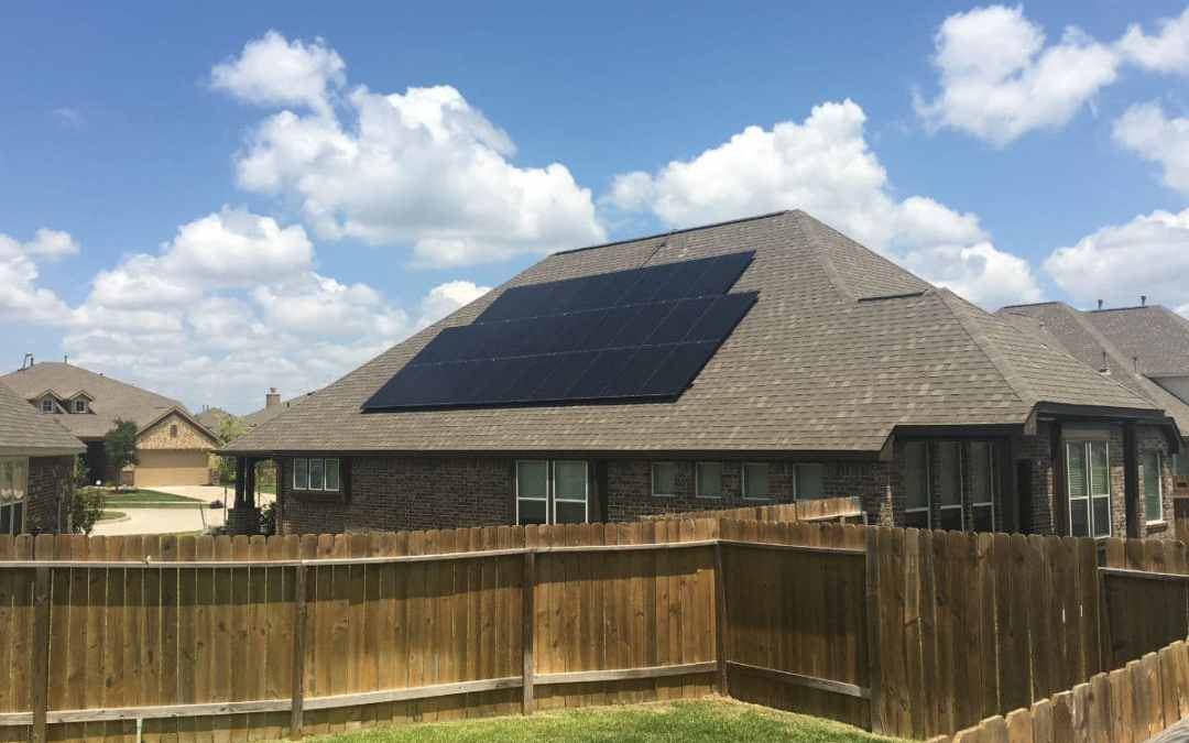 8 kW Solar Panel Install In Richmond, Texas