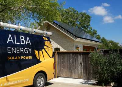 Round Rock, Texas Home Solar Power System