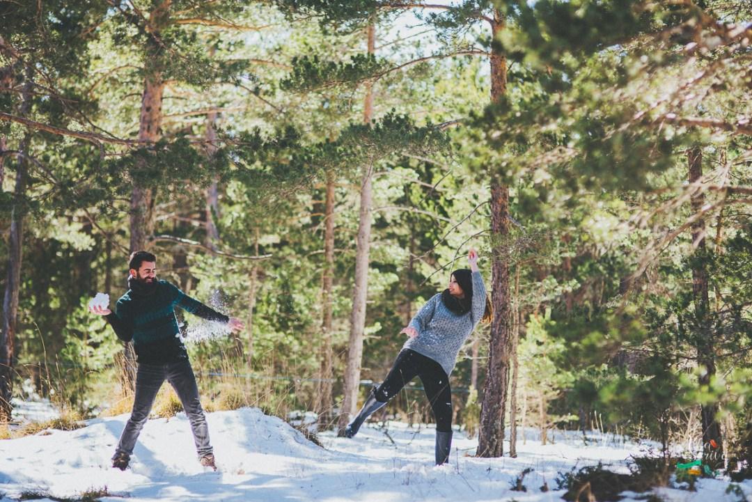 Sesión pareja nieve - Alba Escrivà -6752-2