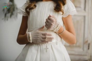 reportaje comunion rosario