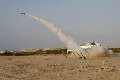 """""""حماس""""  تنفي علاقتها بصاروخين انطلقا من صحراء """"سيناء"""" لإسرائيل"""
