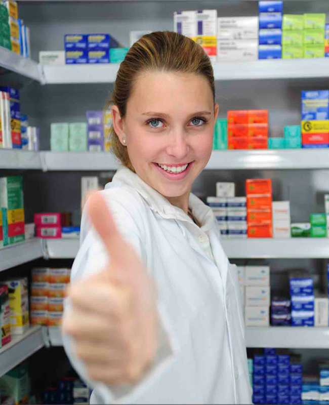 curso de farmacia y parafarmacia