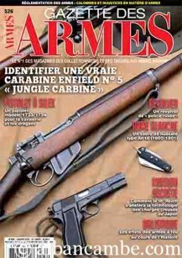Gazette des armes 526