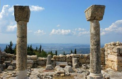 Byllis – antike Ruinen