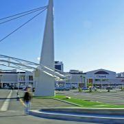 Einkaufszentrum Citypark bei Tirana