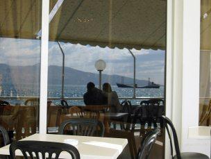 Saranda: Café