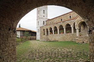 Ardenica, Kloster in Mittelalbanien