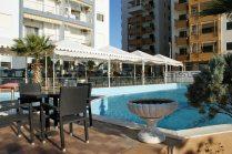 Hotelanlage in Durrës Plazh