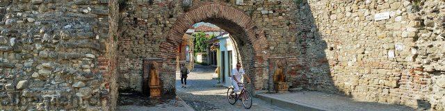 Stadttor Elbasan - Reisen in Albanien