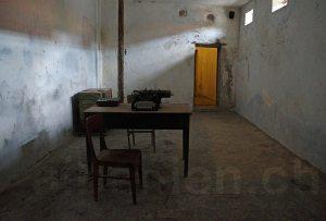 Kommunismus-Gefängnis, Shkodra, Albanien