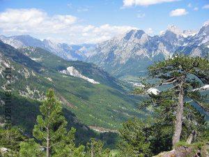 Valbonatal, Albanische Alpen