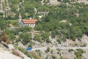 Kirche von Selca, Kelmend, Albanien