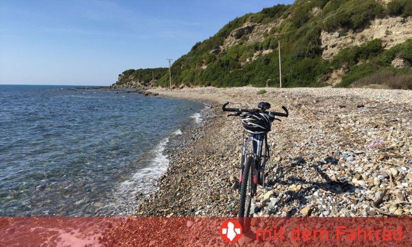 Fahrrad-Urlaub Velo-Reisen Albanien