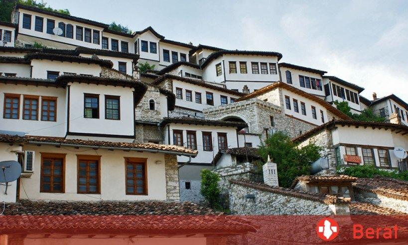 Berat Albanien Reisetipps