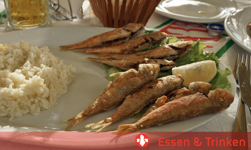 Essen und Küche in Albanien
