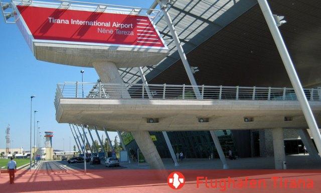 Flughafen Tirana Informationen