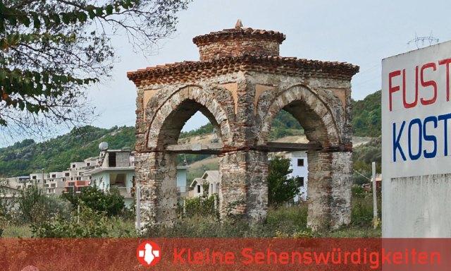 Verzeichnis kleiner Sehenswürdigkeiten in Albanien
