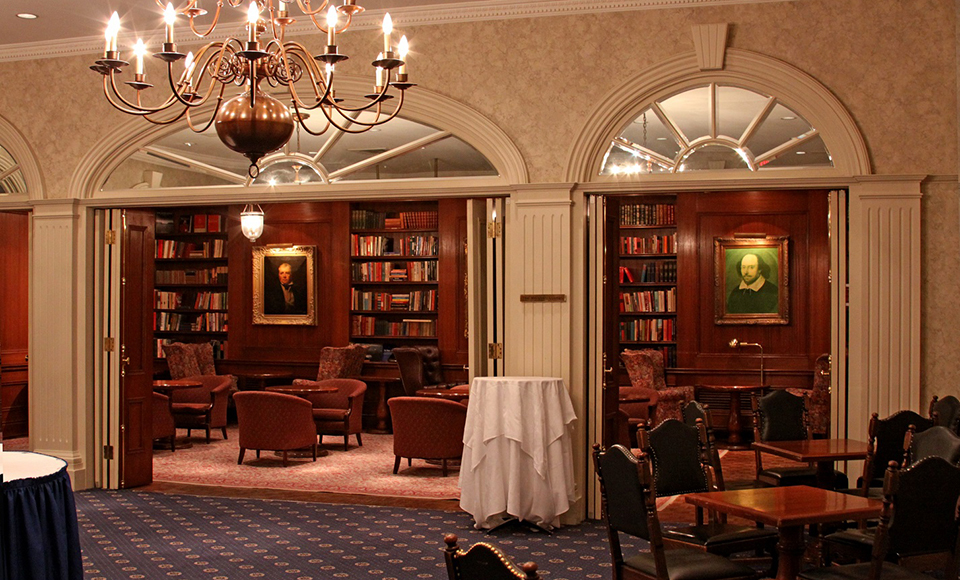 Albany Club Sir John A. Room