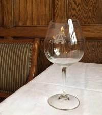 Albany Club Pinot Glass