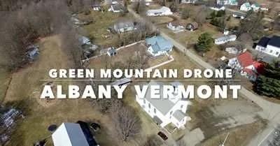 Green Mountain Drone aerial tour