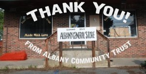 Albany Community Trust Community Update 1.15.2019