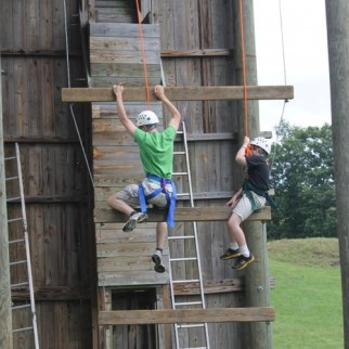 Ropes Course at CtK