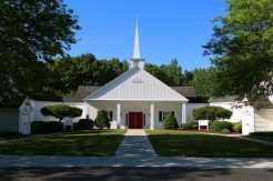 St. George's Church, Clifton Park