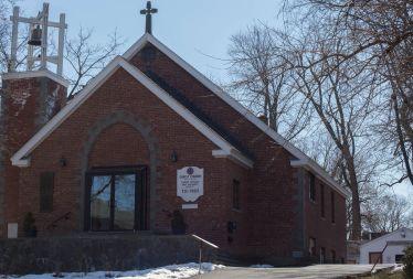 Coxsackie, Christ Church