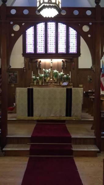 Schenevus Holy Spirit