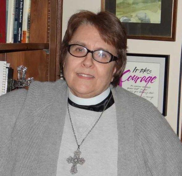 Arnold, The Rev. Donna Arnold