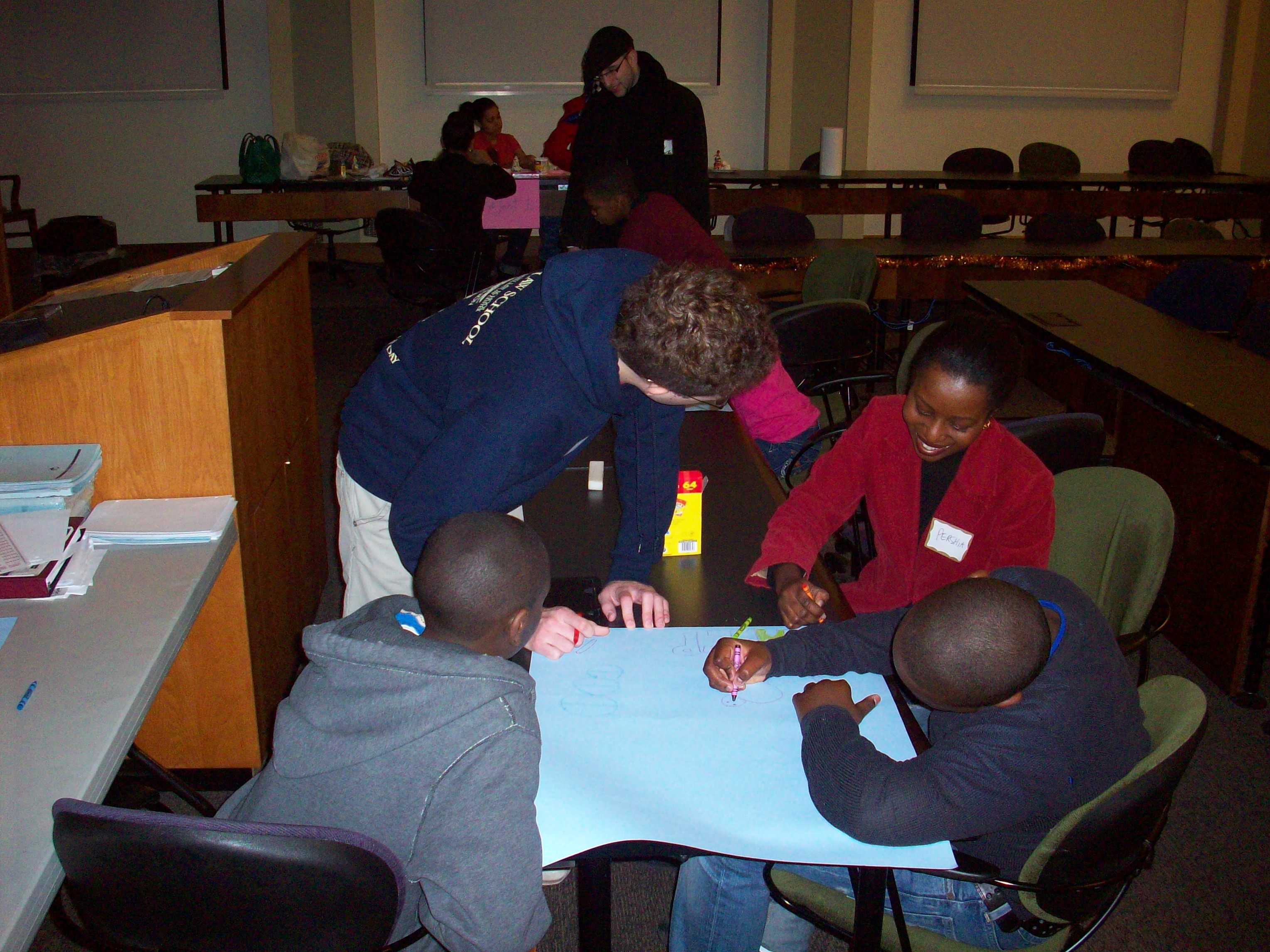 Albany Law Welcomes Naacp Rosa Parks Literacy Education Academy S Local Grade School Students To