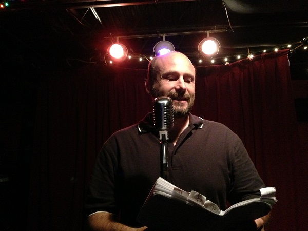 Poets Speak Loud with Featured Poet Brian Dorn
