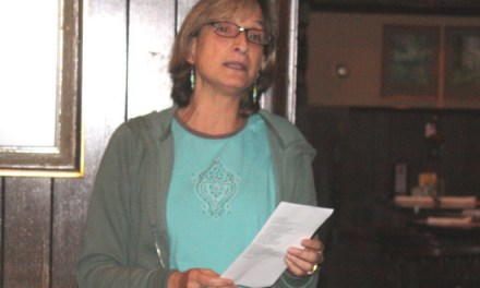 Third Thursday Poetry Night with Elizabeth Thomas