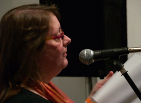 The COW (Chronogram Open Word) Series Continues with Cheryl A. Rice and Samuel Claiborne